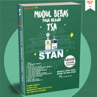 Buku Tugas Belajar PKN STAN Modul Bebas Tubel Tes Substansi Akademik