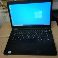 Laptop Dell Latitude E7470Core i5 gen 6 skylake ram 8gb ssd 256gb
