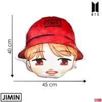 boneka bantal BTS chibi jumbo