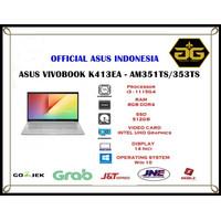 ASUS K413EA-AM351TS/AM353TS I3-1115G4 8GB 512GB SSD FHD IPS WIN10 OHS