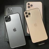 iPhone 11 PRO MAX 64 GB - FULLSET - Apple - 64GB - COD Jakarta