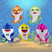 Balon Foil Baby Shark Combo Tiruan