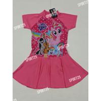 Baju Renang / Swim Suit Anak Perempuan / Cewek Speedo Premium