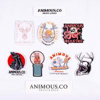 Animous Stiker Pack 9 Pcs