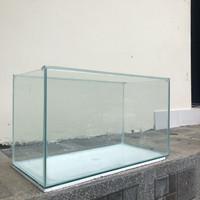 Aquarium kaca 60 x 30 x 35cm