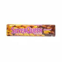 Silverqueen Almond 62gram 62 gram (ex 65gram 65 gram)