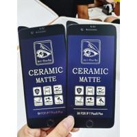 Iphone 7 Plus 8 Plus Ceramic Matte Anti Blue Ray Screen Guard