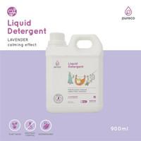 Pureco Liquid Detergent 900 ml, Detergent baju Bayi, Detergent pakaian