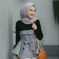 Alika Top / Blouse Wanita Terbaru / Baju Atasan Remaja