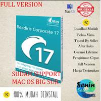 Software Edit, Merge, & Sign PDF: Readiris Corporate 17 [Mac]
