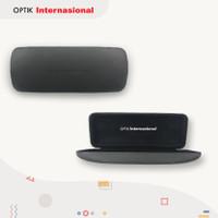 Box Kacamata / Tempat Kacamata Hard Case OPTIK INTERNASIONAL - Black
