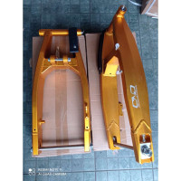 Swing Arm Delkevic Crf 150 Supermoto Model Banana