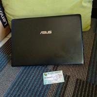 Casing laptop Asus x401U Bekas Original