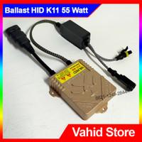 Ballast HID K11 55 Watt Fastbright   Faststart   Original Vahid