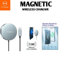 MCDODO MAGSAFE MAGNETIC WIRELESS CHARGING IPHONE 15W CH-8720