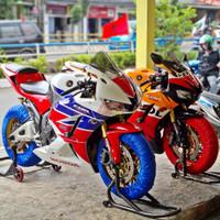 Cover Sarung Ban Motor Ring 17 CBR 250RR GSX 150 New Ninja 250fi Z250