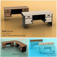 meja tulis 1 biro / meja kantor / meja receptionis VMP 160 Prodesign