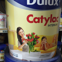 cat tembok catylac by dulux 25kg interior