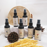 ZAYN & HER • Aromatic Hand Sanitizer Spray   Cair 60 ML   Antiseptik