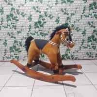 mainan kuda kudaan goyang jungkit