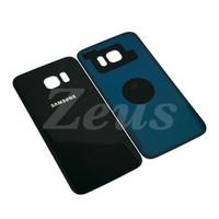 Backdoor Tutupan Baterai Back Casing Samsung S7 EDGE - Hitam