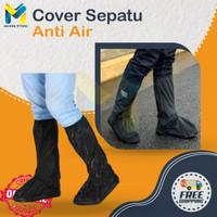 Cover Pelindung Sepatu Hujan Anti Air Sarung Banjir Rain Mantel Shoes