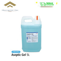 Aseptic Gel Onemed 5 liter refill/isi ulang