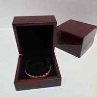 [2 kotak] Kotak Kayu Perhiasan Gelang Bangle Jewelry Wooden Box