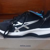 Sepatu tenis asics Gel Court Speed Black