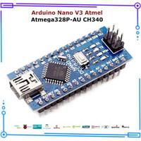 Arduino Nano V3 Atmel Atmega328P-AU CH340