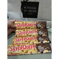 SilverQueen Dark Chocolate 65gram Coklat Hitam Silver Queen 65 grams