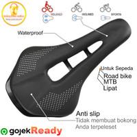 Sedel Sepeda Roadbike / Sadel Jok Sepeda balap / saddle aerodinamis