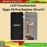 LCD Oppo F9/F9Pro/Realme2 Pro/U1 (CPH1823) +Touchscreen