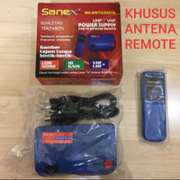 Sanex Power Supply / Booster Antena TV WA-850 TG / WA-950 TG