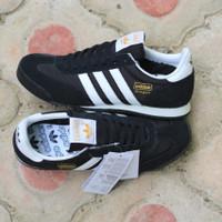 Sepatu Adidas Dragon Original Made In Indonesia Black White