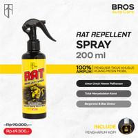 Pengusir Tikus Anti Tikus Rat Rodent Repellent Mobil