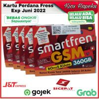 Kartu Perdana Smartfren Fress Expired Juni 2022