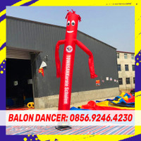 BALON GOYANG SKY DANCER   13 INCH TINGGI 2METER