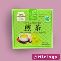 teh hijau green tea jepang osk japanese green tea leaves