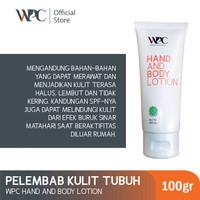 Hand Body Lotion WPC | pelembap kulit tubuh