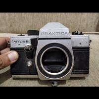 body kamera analog film praktica mtl5b antik jadul lawas vintage