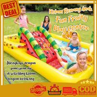Kolam Renang Anak Fun Fruity Play Center Seluncuran Swim Pool
