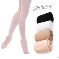 Stocking balet anak dan dewasa premium / legging balet premium import