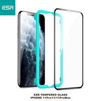 ESR Tempered Glass Screen Protector Anti Gores iPhone 11Pro 11 Pro Max - iPhone 11ProMax, 1 PACK