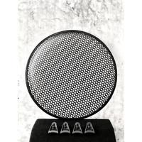 Ram Speaker Tutup Speaker Grill Besi Hexagon 15 Inch
