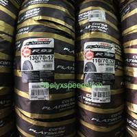 Paket Ban Corsa platinum R93 110/70-17 Dan 130/70-17 (Tubeless)