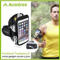 CAPDASE POSH Armband Case iphone 5 6 7 7+ 8X note 8 s9+ A8 170A-abu-