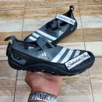 Sepatu Adidas Climacool Jawpaw 2.0 Black Grey