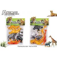 Binatang Animal Kingdom 6 pcs