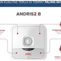 Water heater ariston 15 liter / ariston AN 15 R